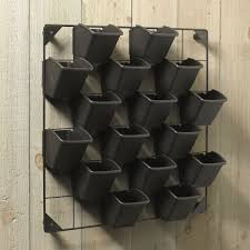 Garden Wall Planter by Vertical Wall Garden The Green Head