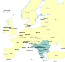 Map Of Romania In Europe by Gps Navigation Routing Map Of The Balkans For Garmin Bulgaria
