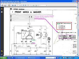 windshield wiper motor wiring throughout windshield wiper motor
