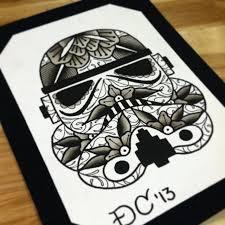 styles stormtrooper helmet tattoo stormtrooper helmet australia