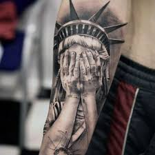arm tattoos for