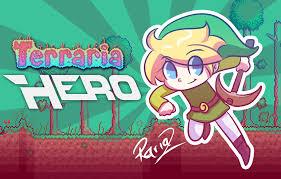 terraria guide book hero terraria by rariaz deviantart com on deviantart gaming