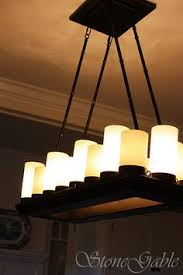 Real Candle Chandelier Lighting I Just Adore This Chandelier I U0027m Going To Try And Make It Someday