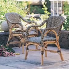 Palecek Bistro Chair Palecek Patio Terrace Chair 7158 Wicker