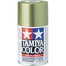 acrylic paint tamiya gold metallic ts 84 spray can from conrad com