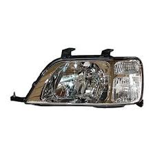 honda crv headlight replacement amazon com tyc 20 5232 01 honda crv driver side headlight