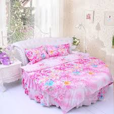 Girls Bed Skirt by 47 Best Round Bedding Super King Size Images On Pinterest Round