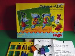 ersatzteile abc design ersatzteile für mäuse abc haba nr 4562 ebay