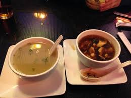 miso and and sour soup picture of east moon bistro