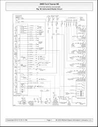 ford focus stereo wiring diagram with electrical pics 34698