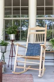 Old Rocking Chair On Porch Dixie Seating Company Blog