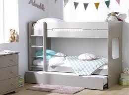 chambre lit jumeaux 2 enfants dans la même chambre lits gigognes ou lit superposé