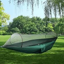 camping hammock mosquito net outdoor hammock travel bed