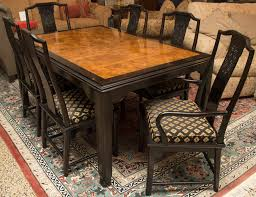 Used Dining Room Furniture Best Henredon Dining Room Sets Pictures Home Design Ideas