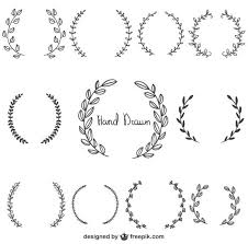 free graphics laurel wreaths merci along the