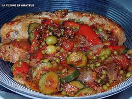 cuisiner rouelle de porc recette de rouelle de porc en sauce
