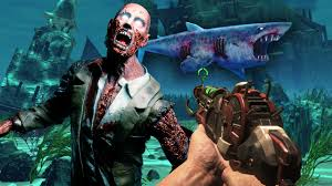 Agartha Map Black Ops 3 Zombies Underwater Zombies Map More Possible Maps