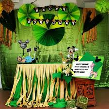 jungle themed birthday party jungle safari theme birthday party ideas kids craft