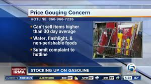 Badcock Lake Worth Fl by Florida Activates Price Gouging Hotline Wptv Com