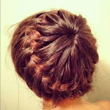 layer hair with ponytail at crown hair tutorials amazing crown braids open hair french braid and