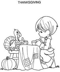 happy thanksgiving coloring printable children