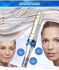 professional permanent makeup derma pen dr pen ultima a6 rechargeable dermapen professional