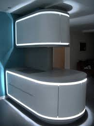 maxilux led lighting unique kitchen lighting with led strip