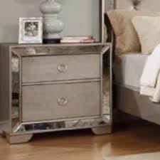 celine antique silver bronze mirror drawer dresser usa warehouse