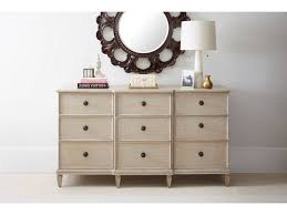 Stanley Youth Bedroom Set Stanley Furniture Villa Couture Lucio Dresser With Breakfront