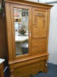 Bassett Furniture Armoire Fabulous Finds Consignment