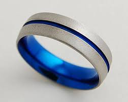 mens wedding rings titanium wedding bands titanium rings titanium wedding ring set