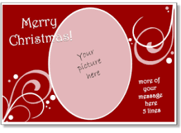 printable holiday card templates free christmas photo frames to print christmas card templates and