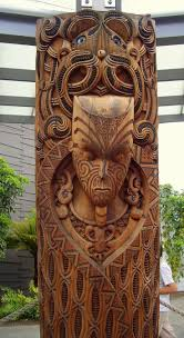 723 best maori carving images on carving maori