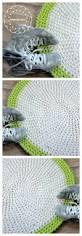 Crochet Bathroom Rug by Best 25 Crochet Rug Patterns Ideas On Pinterest Rug Patterns