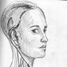 alicia vikander as ava in ex machina by lcnarwhal on deviantart
