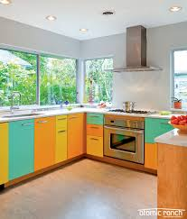 designing ideas for a colorful and cohesive home