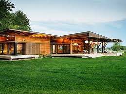 contemporary ranch house design decor picture on awesome modern
