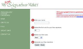 16 useful online signature maker blueblots com