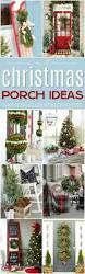 christmas decor inspiring christmas porches