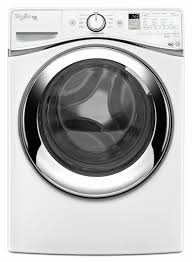 Washer Dryer Enclosure Whirlpool Wfw8740dw 27 Inch 4 3 Cu Ft Front Load Washer In