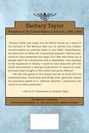 amazon com zachary taylor the american presidents series the