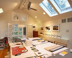 Home Office Lighting Ideas 20 Trendy Ideas For A Home Office With Skylights
