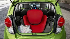 nissan tiida trunk space compare the new chevy spark to the ford fiesta columbus oh
