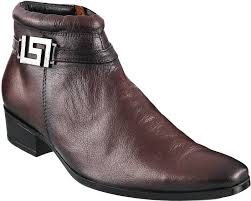 s leather boots shopping india mochi s boots for buy 12 brown color mochi s boots
