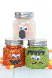 halloween candy jars crazy little projects