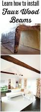the 25 best faux wood beams ideas on pinterest faux beams wood