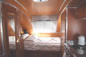 Vintage Bedroom Furniture 1940 Vintage Trailer Interiors From The 1940 U0027s From Oldtrailer Com