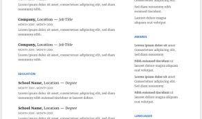 Best Free Resume Bu by Resume Resume Latex Template Wonderful Google Resume Builder Cv