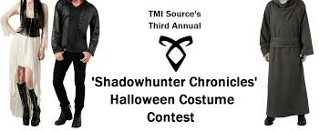 Bane Halloween Costume Annual U0027shadowhunter Chronicles U0027 Halloween Costume Contest