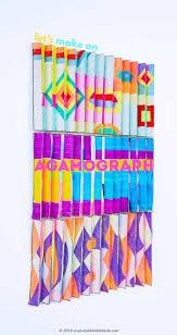 math art idea make an agamograph chang u0027e 3 drawing projects